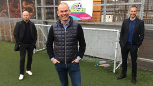 Energy firm supports Blackburn Youth Zone