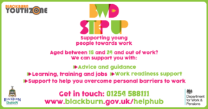 Partnership supports young people to Step Up to work & training