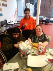 Husna wins volunteer of the month
