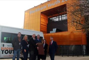 Local Recruitment Business and Blackburn Youth Zone Patrons Honour Latest 'Quiz Quest' Winners
