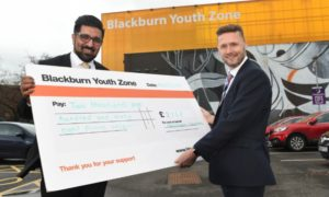 Napthens Solicitors Wine and Cheese Quiz Raises £2k for Blackburn Youth Zone