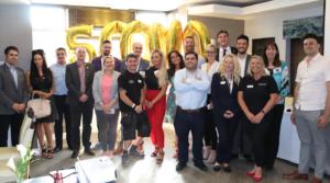 Fundraising Event Celebrates £500k Milestone for BNI Vista Group With Blackburn YouthZone