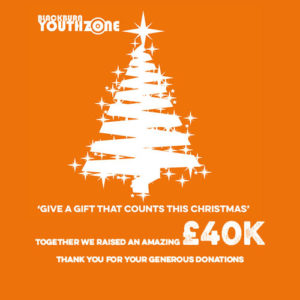 £40,000 raised through Christmas Campaign