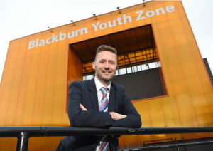 Solicitor sponsored swim for Youth Zone