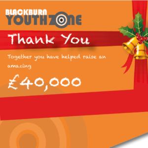 £40,000 raised through Big Give Christmas Campaign